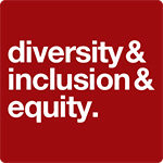 Diversity, Inclusion, Equity.